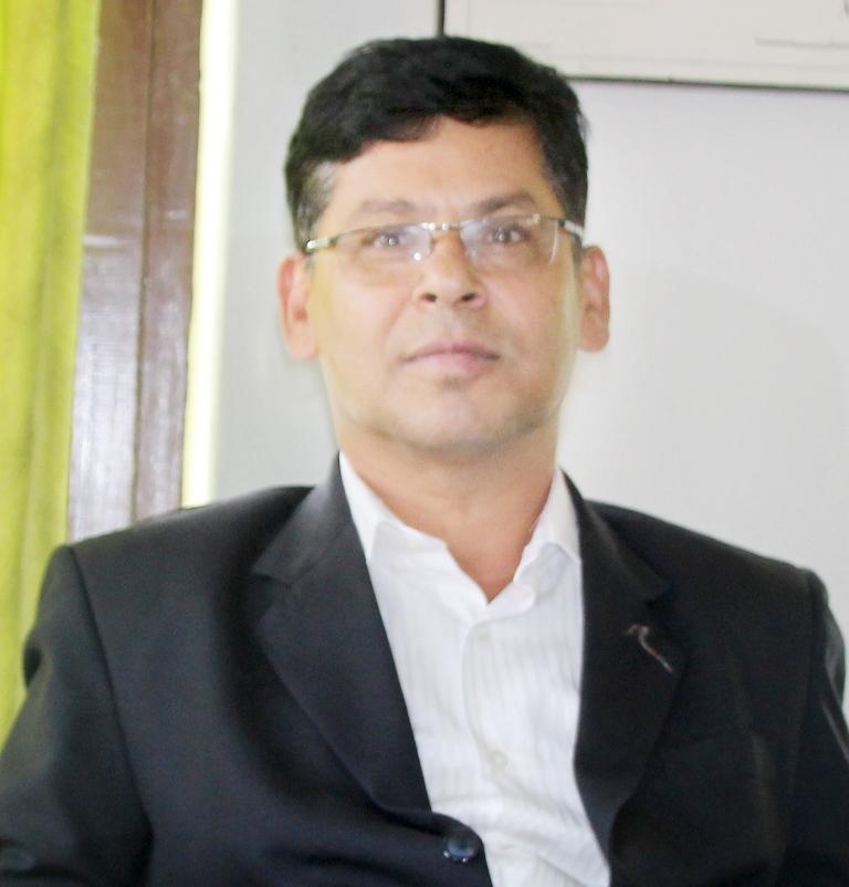 Er.Narayan Prasad Baral graphic